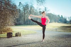 Internetauftritt Yoga