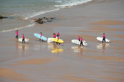 Surfkurs, Portugal