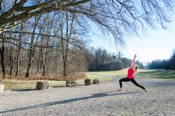 Inernetauftritt Yoga