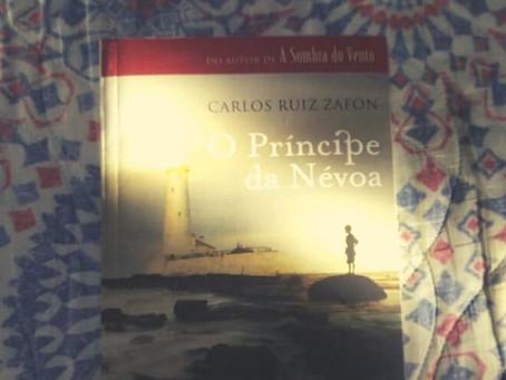 O Príncipe da Névoa, Um Livro Misterioso, Sombrio e Cativante