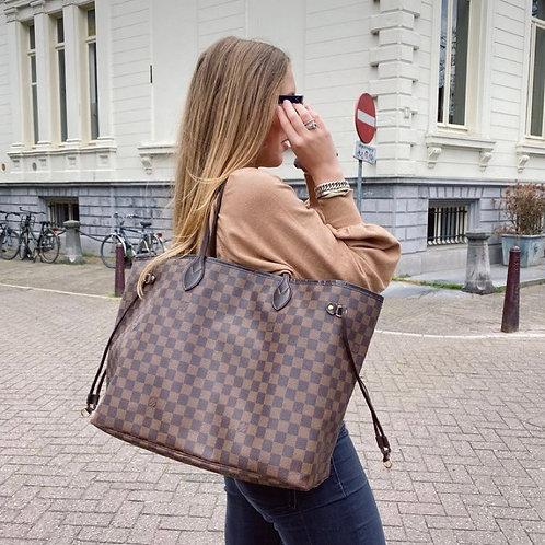 Louis Vuitton Neverfull GM - Damier Ebene