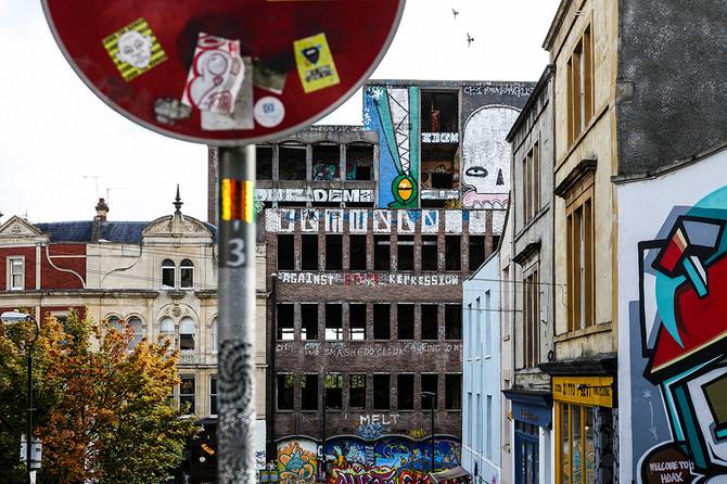 Stokes Croft | Bristol