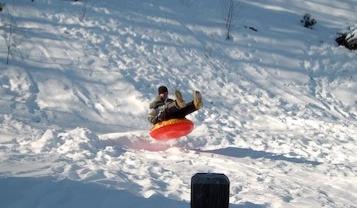 Wintergreen Ski adventure February 1