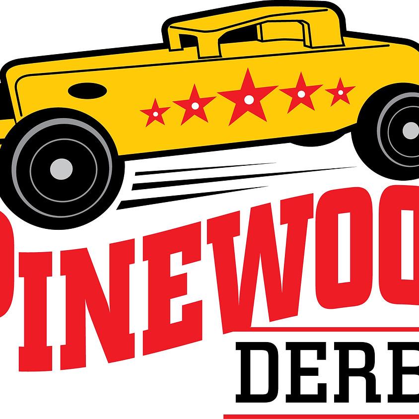 Pinewood Derby Practice
