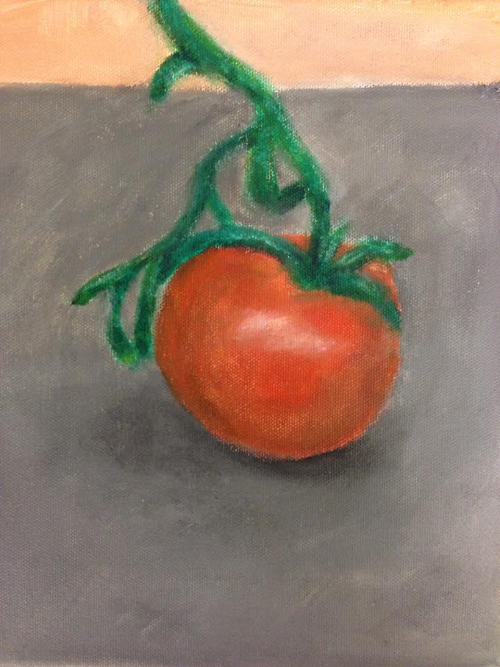 Sponge Tomato