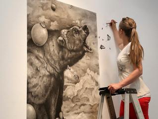 Inspiring Artist: Adonna Khare