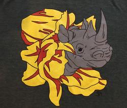 Blooming Rhino