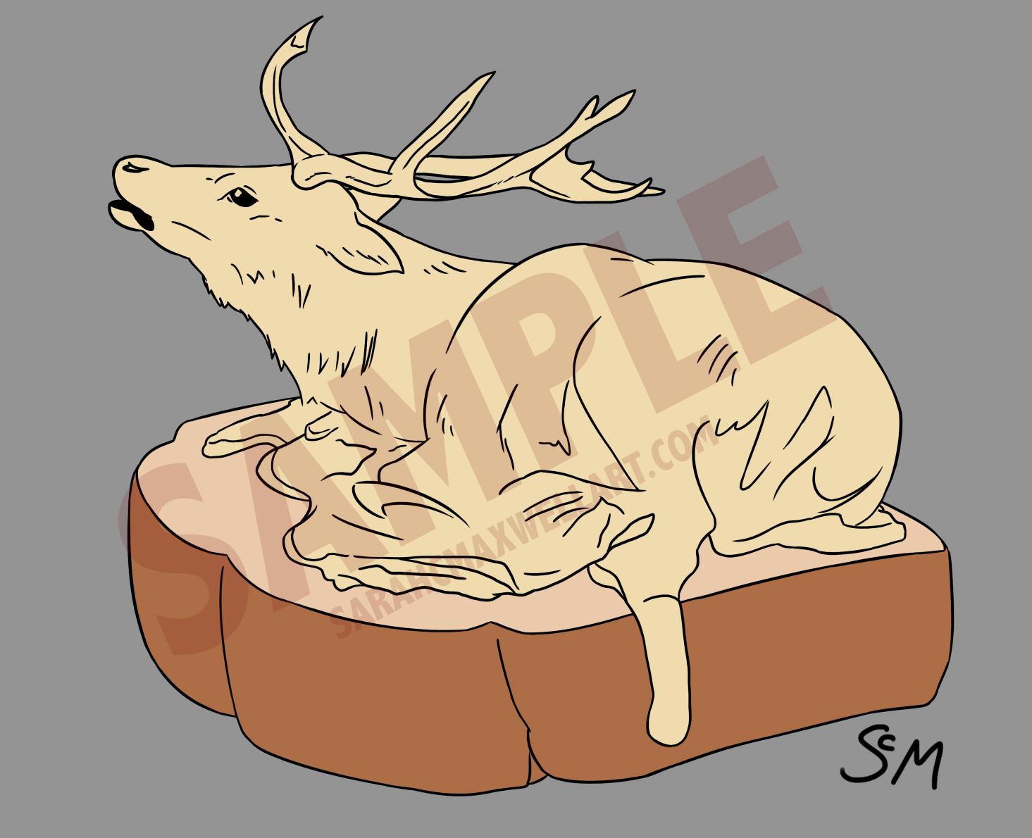 Butter Deer