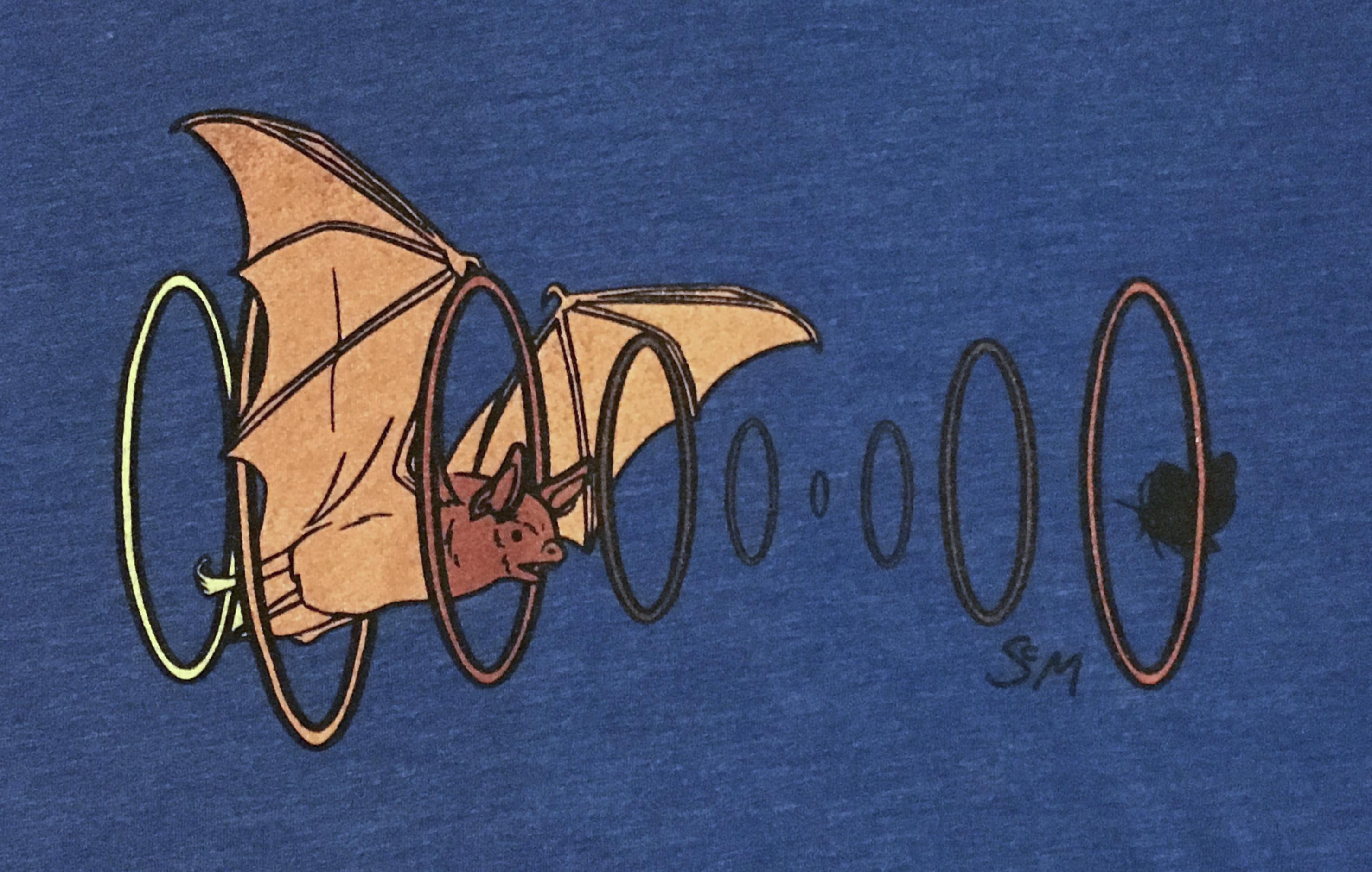 Bat Sonar Shirt