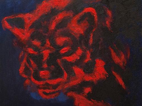Malevolence Painting