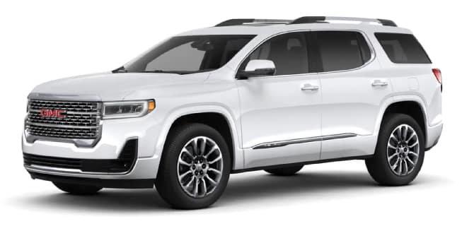 2020 GMC Acadia AWD SLE