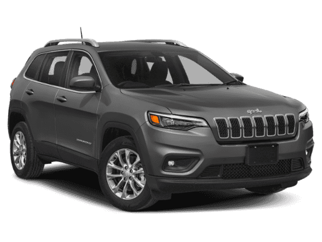 2020 Jeep Cherokee LUX 4X4