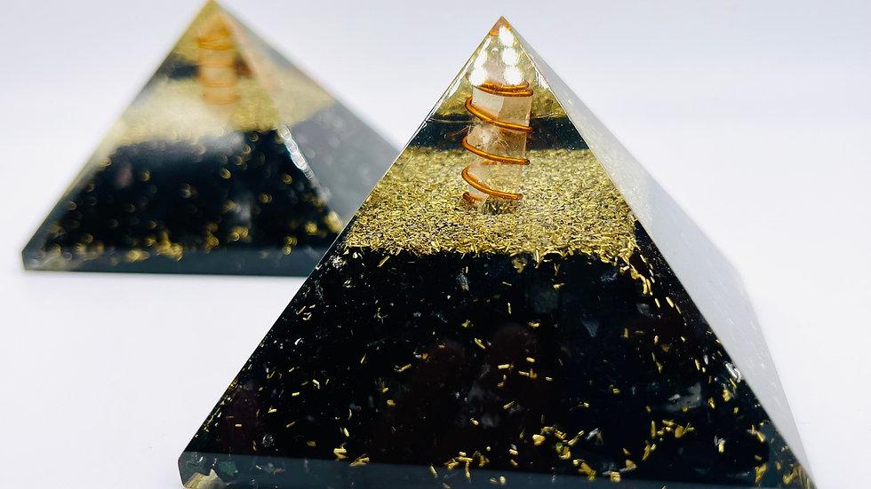 BLACK ONYX - ENERGY PYRAMID