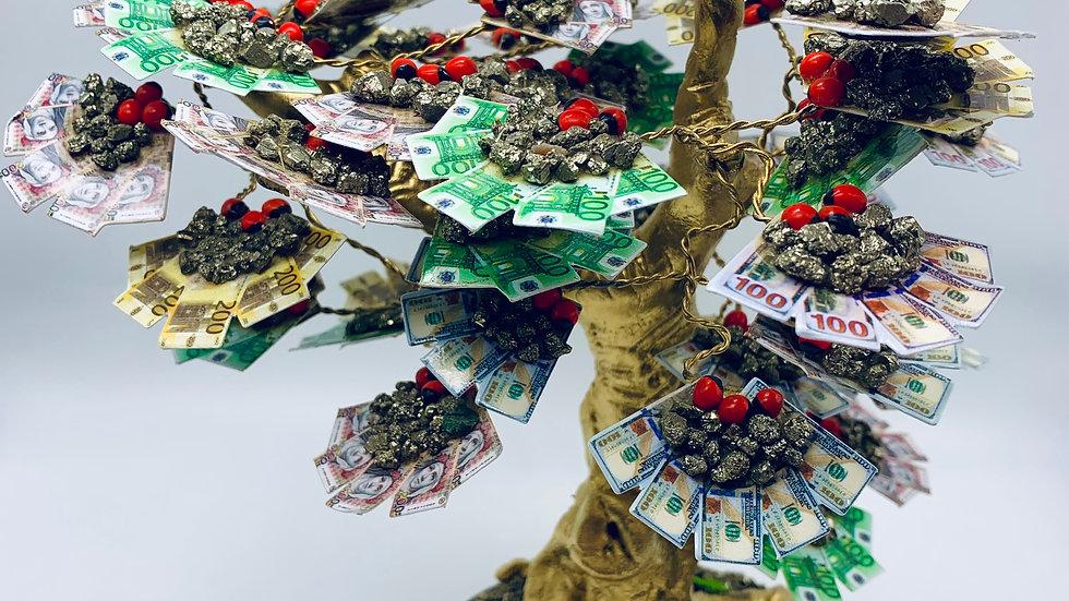 MONEY MANIFESTATION TREE