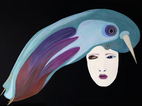 Vampire Squid Mermaid