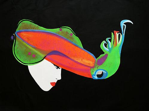 Fluor Squid Mermai