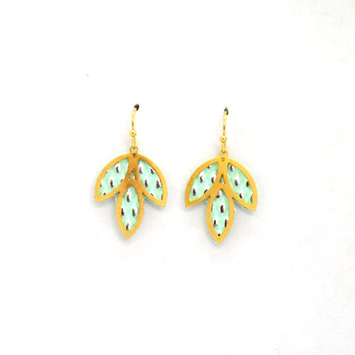 Ohrringe Blütenblätter_509