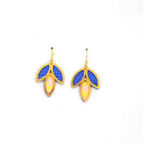 Ohrringe Blütenblätter_508