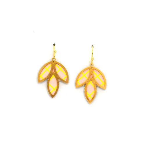 Ohrringe Blütenblätter_505