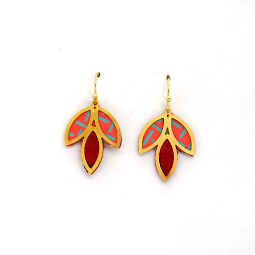 Ohrringe Blütenblätter_512
