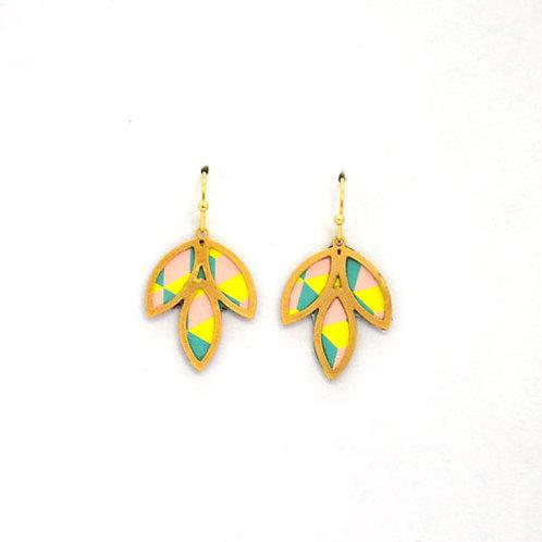 Ohrringe Blütenblätter_504