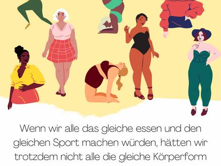 6. Mai – Anti-Diät Tag