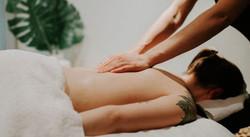 Massage, the Healing Touch.