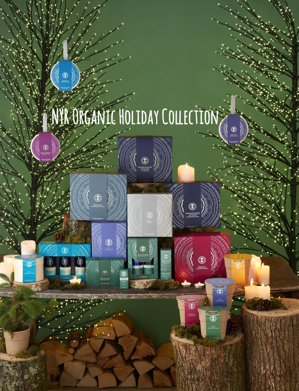 NYR Organic Holiday Collection 2020