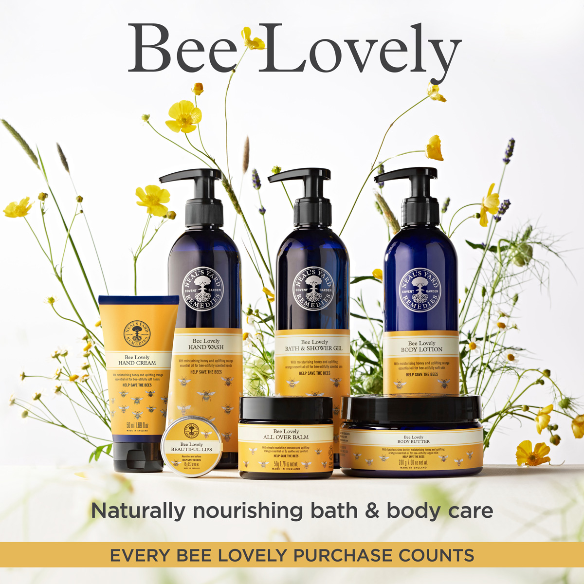 Bee Lovely by NYR Organic