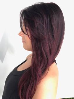 hair by Lorraine