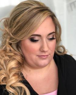 makeup by Krysta