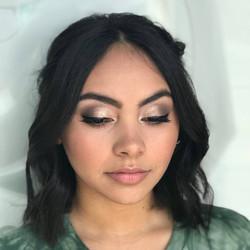 Hair by Stephanie, Make up by Krysta
