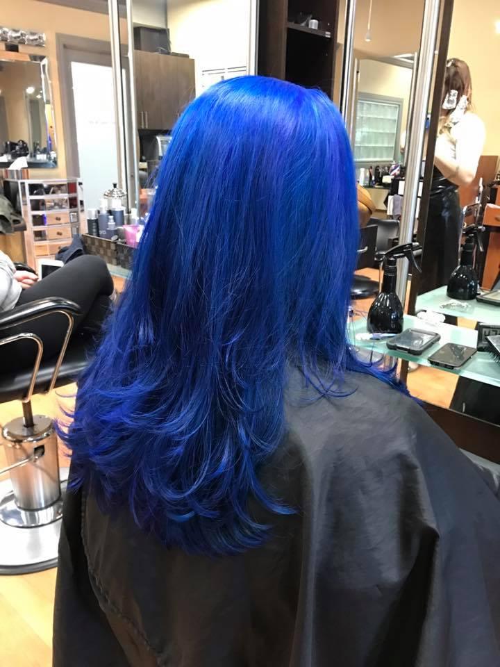 Hair by Frank & Bina