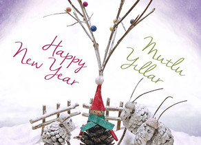 Mutlu Yıllar & Happy New Year