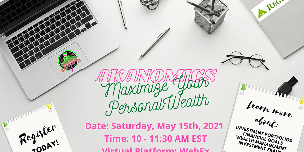 AKAnomics: Maximize Your Personal Wealth