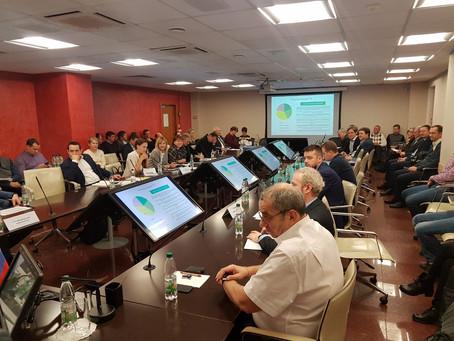 Итоги заседания ТК 150 «Метрополитены»