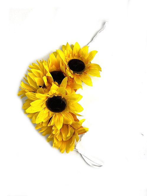 Sunflower  masks