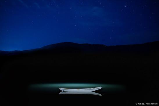 吉野川の船