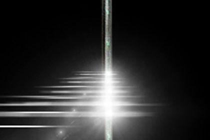 Synergytecフォール型イルミネーション「メテオ」