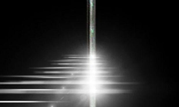 Synergytecオリジナルフォール型ライト「メテオ」