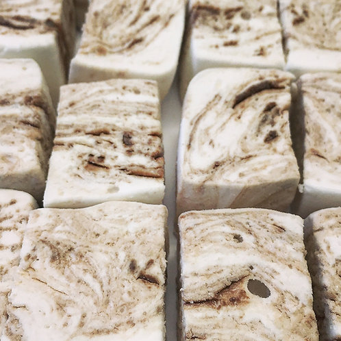 SCHOKO-NUSS-CREME MARSHMALLOWS