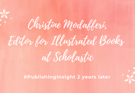 #PublishingInsight 2 years later: Christine Modafferi