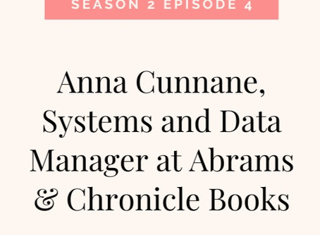 Books and resources recommended by Anna Cunnane