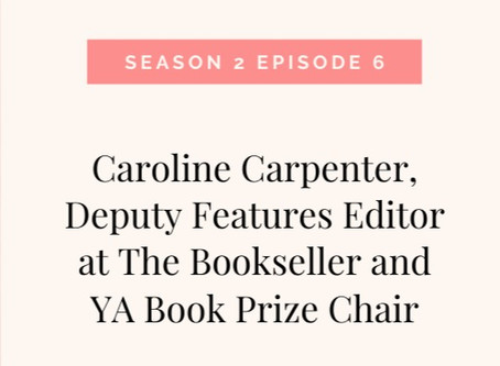 Books recommended by Caroline Carpenter