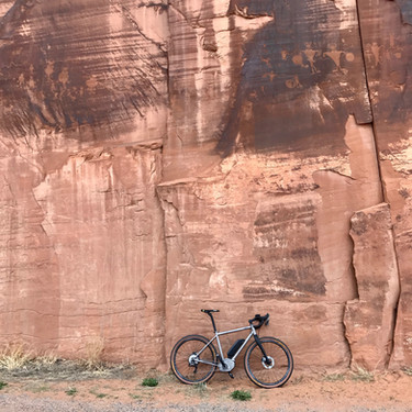 This is the Wall Street I'd rather be - On location in Moab