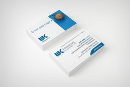 WK Business Cards