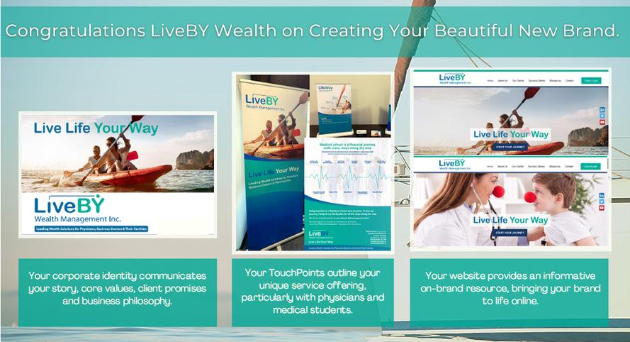 Congratulations LiveBy Wealth Managment.
