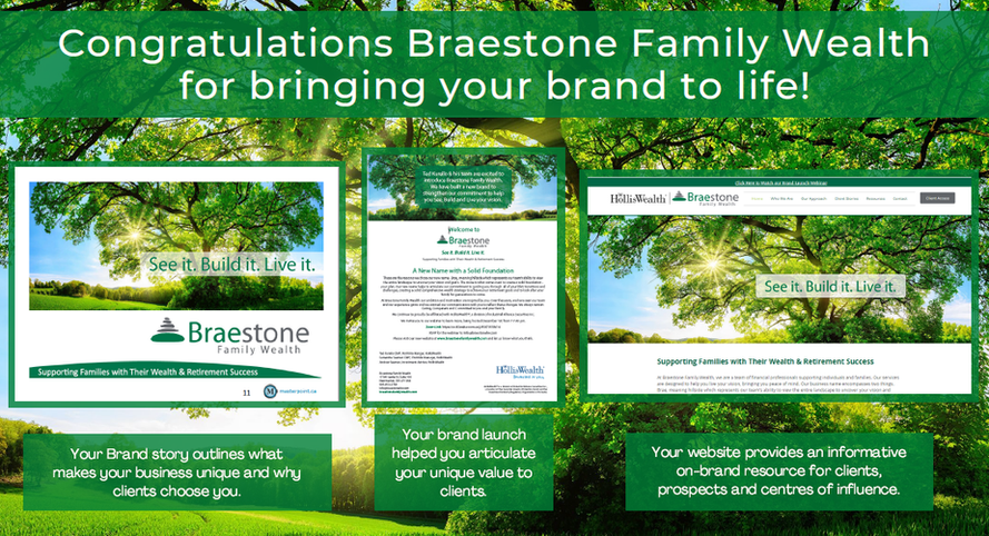 Congratulation Braestone Family Wealth
