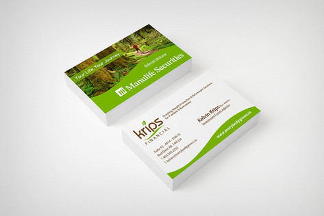 Krips Business Cards