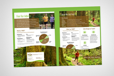 Krips Presentation Folder